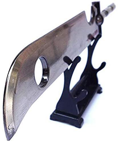 Ninja Minato Kakashi KeyChain Mini Weapon Sword Metal Model Collection Toys (Momochi Zabuza)