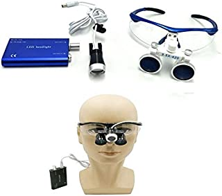 Dental Magnifying Glass Medical Special 3.5X Glasses Magnifying Glass Plastic Surgery Special 3.5 Times Surgical Glasses M...