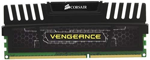 Corsair CMZ12GX3M3A1600C9 Vengeance 12GB (3x4GB) DDR3 1600 Mhz CL9 XMP Performance Desktop Memory Schwarz