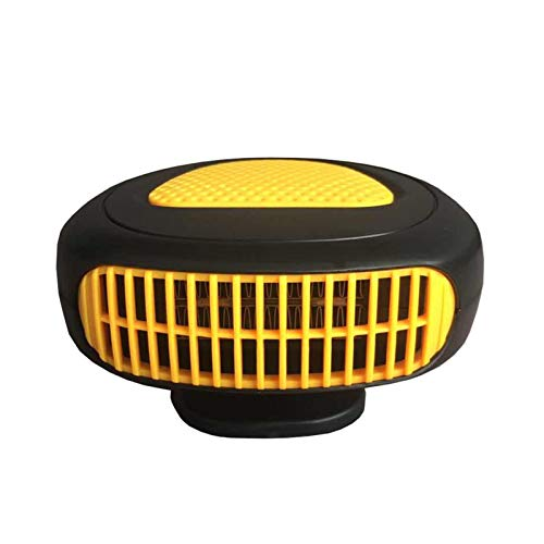 vap26 Schnelle Heizung, tragbarer elektrischer Abtau-Entfroster-Entfeuchter, verstellbare ergonomische Auto-Heizung, Schnee-Entferner, verstellbares Auto-Thermostat