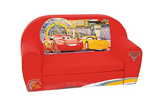Simba 6306710076 - Canapé Enfant Disney Cars 3