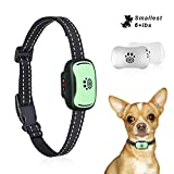 Premium Bark Collars - Small Dog Bark Collar with Beep and Vibrate, Humane