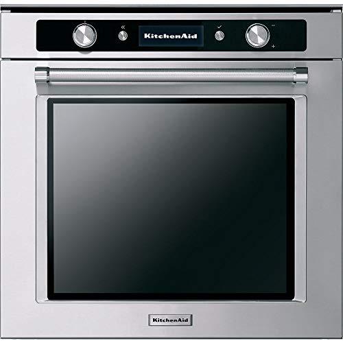 KitchenAid koasp 60600integriertem ELECTRIQUE 73L A + Edelstahl Backofen–Öfen (Durchschnitt, integriertem, Elektro, A +, Edelstahl, drehbar)