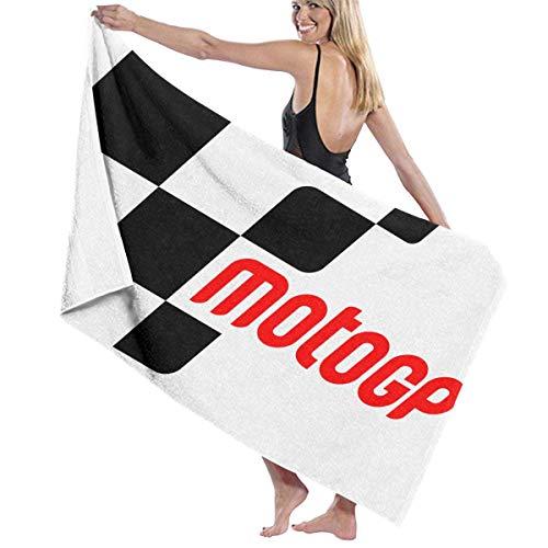 TRFashion Toalla de Playa Toallas de baño Moto GP s Super Absorbent Beach Bathroom Towels for Gym Beach SWM SPA 31 x 51 Pulgadas