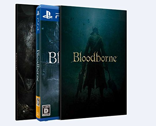 Bloodborne - First Press Limited Edition [PS4][Importación Japonesa]