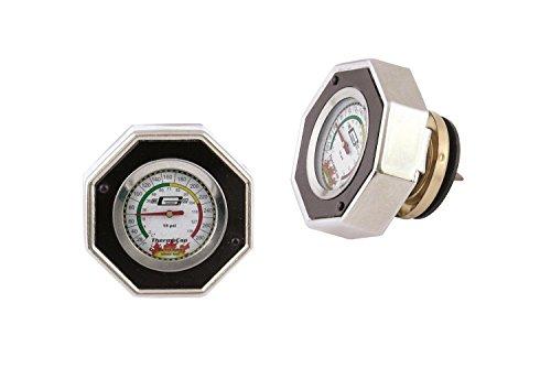 Mr. Gasket 2476BK Domestic Thermocap