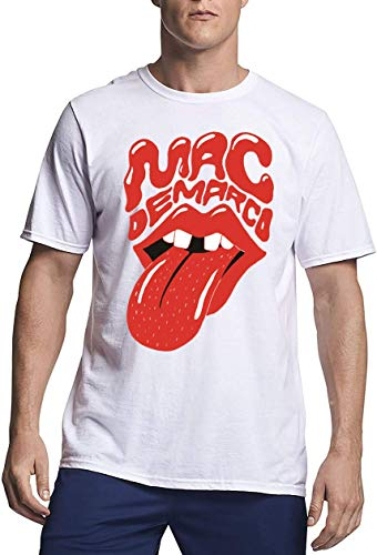 Mac Demarco Comfortable Men's Logo Shirt