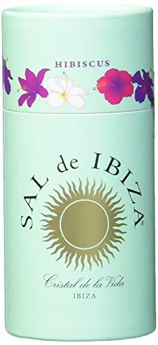 Sal de Ibiza, Ibiza Meersalz mit Hibiskus - Granito con Hibiscus 90g