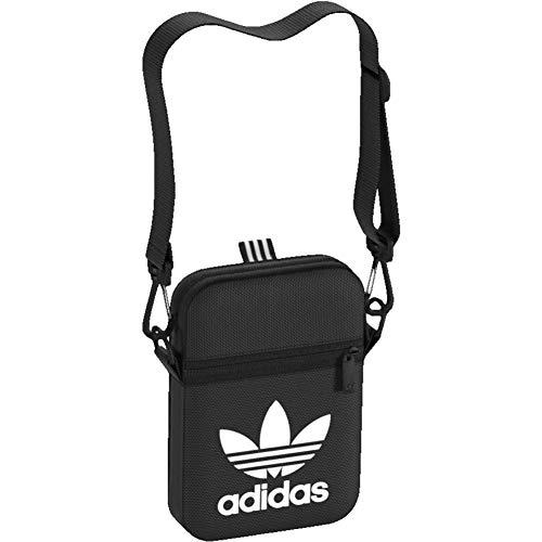 adidas Festival Mini Bag Tasche (one Size, Black)