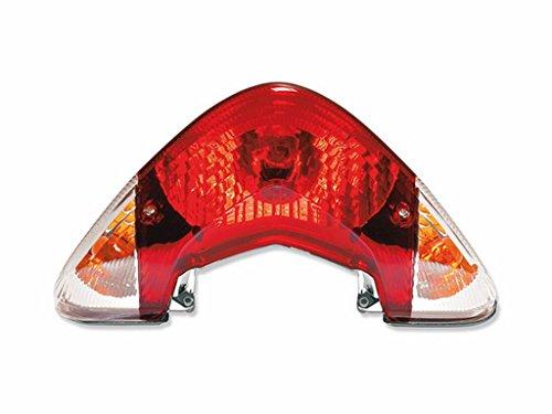 Faro de luz Trasera para MBK Mach G LC, Yamaha Jog 50 RR, de Vicma, Color Rojo y Blanco