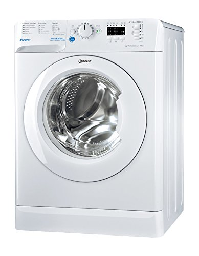 Indesit BWA 61052X W IT Libera installazione Carica frontale 6kg 1000Giri/min A++ Bianco lavatrice