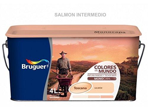 Bruguer M112004 - Pintura plastica colores del mundo toscana intermedio