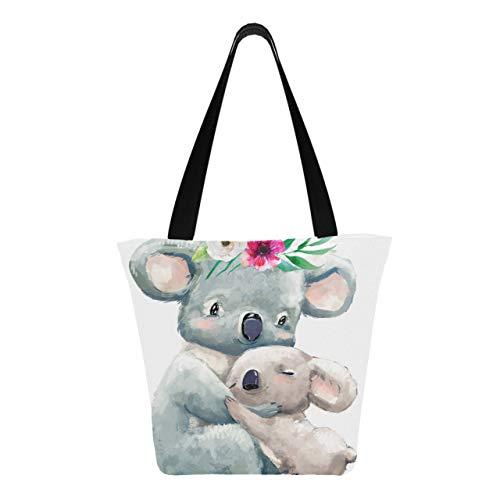 Little Cute Baby And Mom Koala 11 × 7 × 13 pulgadas,...