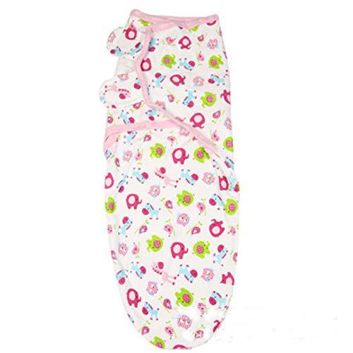 Baby Pucksack Sac de couchage universel réglable pour bébé, nouveau-né 0-6 mois unisexe