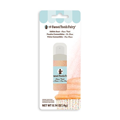 American Crafts Rose Gold Dust Pumps Sweet Tooth Fairy Cake Decorating