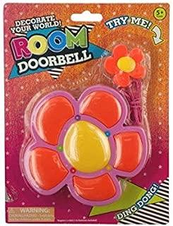 flower bedroom doorbell