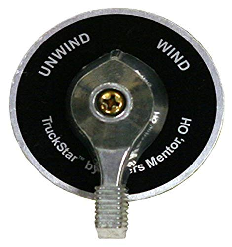 Buyers Products SW710 50 Amp Rotary Switch, Silver