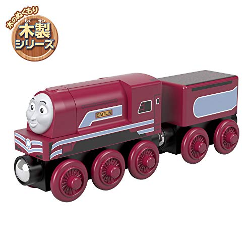 Thomas & Friends Fisher-Price Wood, Caitlin