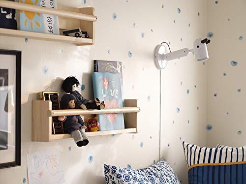 IKEA Flisat 002.907.78 - Almacenamiento de pared (tamaño 27, ½ x 3 ½ x 6 ¼)
