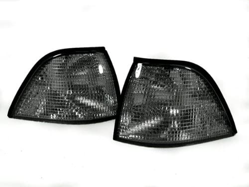 REVi MotorWerks low-pricing Smoke Corner Luxury goods Signal Light fit DEPO by 1992-1 for
