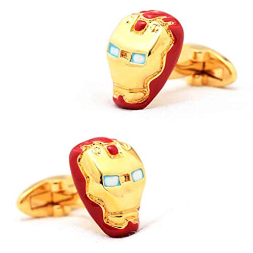 Manschettenknöpfe Iron Man