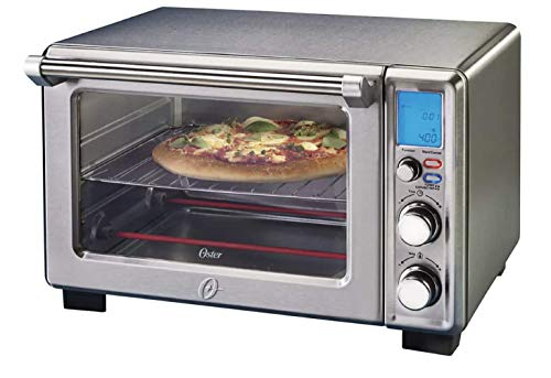 Oster Large Digital Countertop Oven - Brushed Stainless Steel
