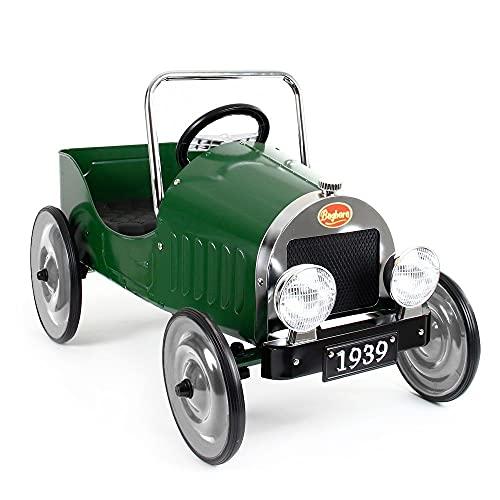 Le Petit Nouveau - Coche de Pedales, Color Verde (Baghera Clasico)