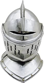 medieval close helmet