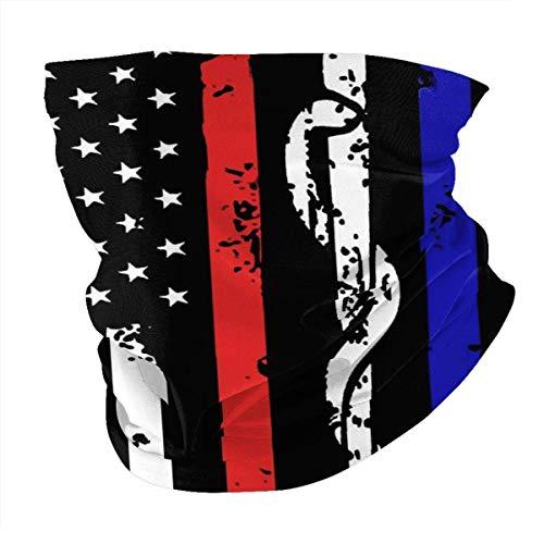 Jessicaie Shop Extinción de incendios Bandera americana Lí