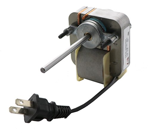 Endurance Pro 97010254/162-G Heater Vent Fan Motor Replacement for Broan, 0.9 amps, 3200 RPM, 120 volts