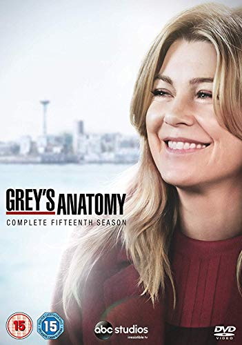 Grey's Anatomy - Season 15 [UK Import]
