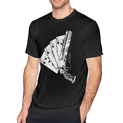 EUKhan Des-Tiny 2 Herren T-Shirt Black L