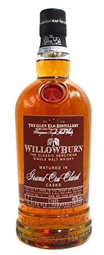 Glen Els Willowburn Grand Cru Claret Casks Single Malt Whisky, aus Deutschland, 0,7 L