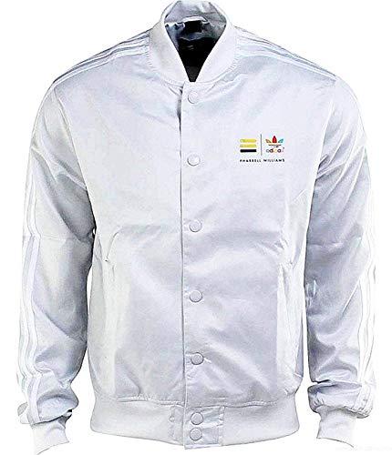 Adidas X, Motiv Pharrell Williams Orange Track Jacket
