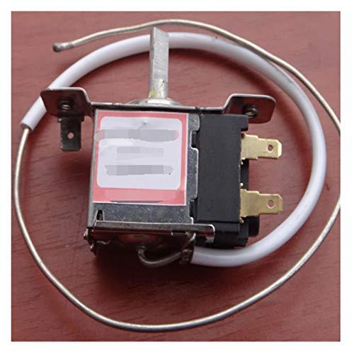 LIZONGFQ Zhang Asia Aptos for la Nevera termostato WPF21L-50-EX 2 sonda de Pines 50 cm Controlador de Temperatura de Nevera Accesorios de Repuesto