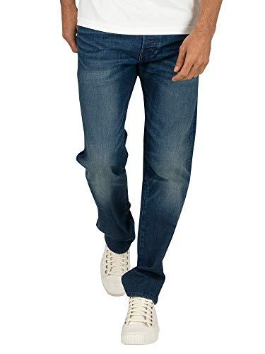 Levi\'s Herren 501 Original Jeans, Boared Tnl, 42W / 34L