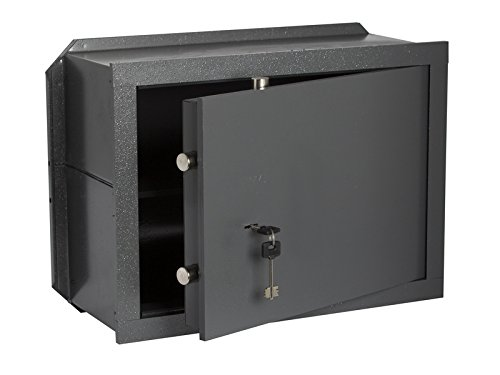 Cisa 82010.52.0, Cassaforte Muro Incasso Meccanica Chiave, 310x200x190 mm