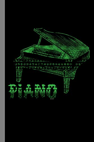 Piano: Pianist Instrumental Gift For Musicians (6