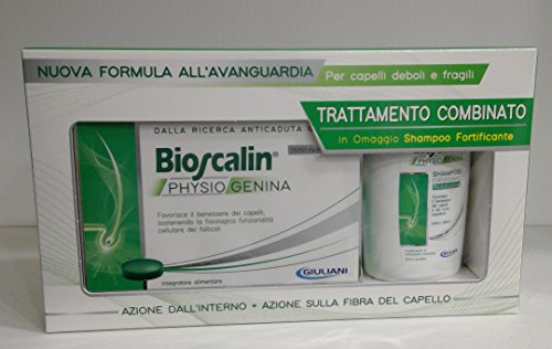 BIOSCALIN PHYSIOGENINA ANTICADUTA CAPELLI UOMO +...