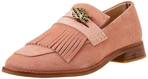 SCOTCH & SODA FOOTWEAR Damen LOEL Loafer Sneaker, pink, 39 EU
