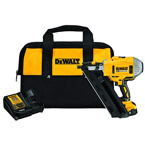 DEWALT DCN692M1 20V MAX Cordless 30° Paper Collated Framing Nailer Kit