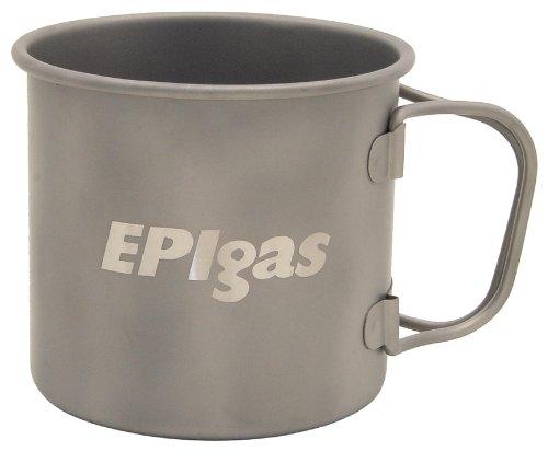 ユニバーサルトレーディング『EPIgas シングルチタンマグ(T-8103)』