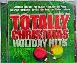 Allegro Music Totally Christmas Holiday Hits Audo CD John Lennon, Elvis, Elton John and more