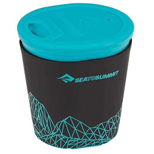 Sea to Summit Delta Light Insulated Mug 350ml - Thermobecher 733, Pacific Blue
