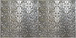 10 (2' x 4') Sheets of Tin Ceilings #0602 80 sq.ft. 6