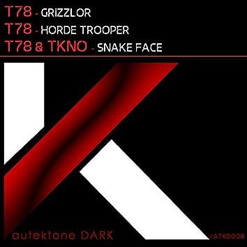 Grizzlor / Horde Trooper / Snake Face