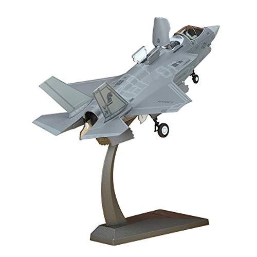 Leileixiao El Modelo, un Setenta y Dos por simulación El Modelo aleación de Metal Fundido Juguete Avión Adornos Colección De 22x17x15cm joyería