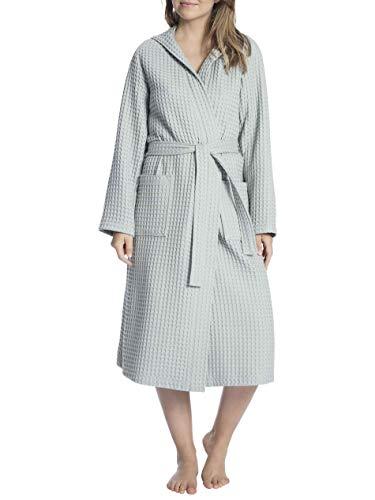Taubert Spa Nature - Albornoz con capucha para mujer (120 cm