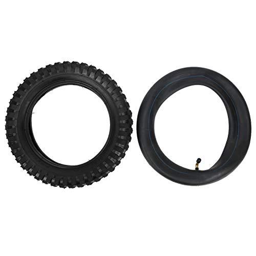 CUTULAMO Neumático y cámara de Aire, neumático de Bicicleta eléctrica Resistente al Desgaste para híbrido para montaña