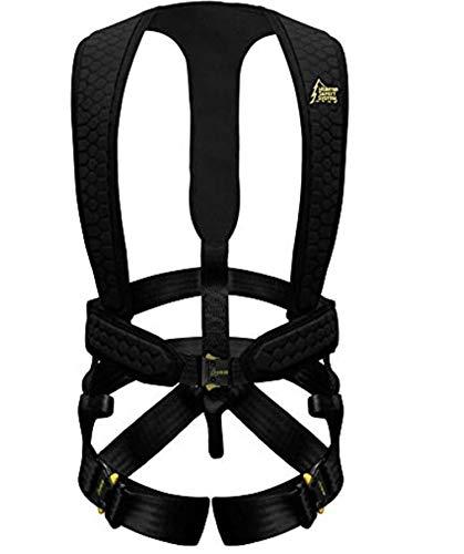 Best Bargain Hunter Safety System Ultra Lite Safety Harnesses, Black, 2X/3X